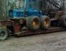перевозка форвардера Rottne SMV R35310