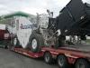 Перевозка перегружателя асфальтовой смеси ROADTEC SB-2500EX