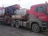 Перевозка бурильно-сваебойной машины Junttan PM26-40S