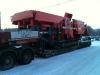 перевозка дробильной установки TEREX FINLAY J-1175